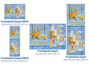 Apothekenproduktplakate